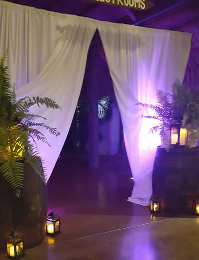 Backdrop Entrance ... & Backdrop Rentals with FREE Shipping Nationwide for Weddings and ... azcodes.com