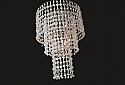 Chandelier - 3-Tier With Lights