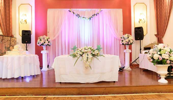 Pipe and Drape Backdrops with FREE Shipping Nationwide for ...