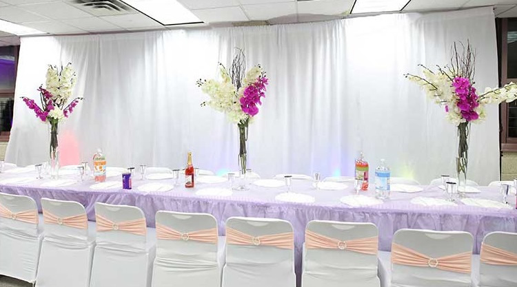 Pipe And Drape Rental Free Shipping Nationwide Rent My Wedding
