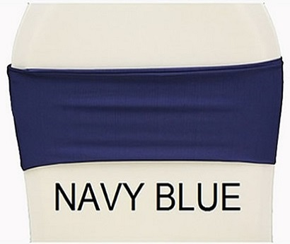Navy Blue Sash