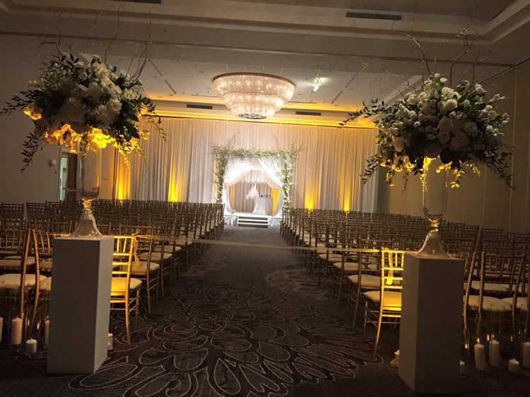 Rent Pipe & Drape Backdrops With FREE Shipping Nationwide