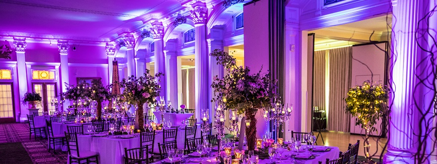 Rent Wireless Uplights With Free Shipping Nationwide For Weddings