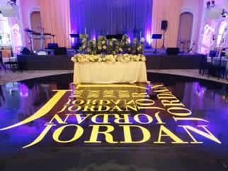 Bar Mitzvah Gobo