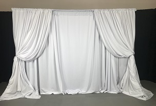 ~Backdrop Kit - 10ft Tall