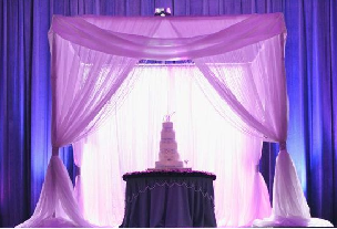 Complete Package - Cake Table
